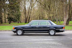 1978 Mercedes-Benz 450 SEL 6.9   Chassis no. WDB116 036 12 004 168 Engine no. 100-985-12-004291