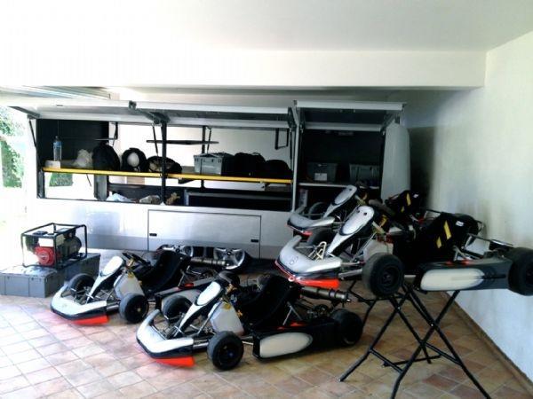 1996 McLaren Karts