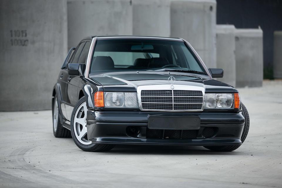 1990 Mercedes-Benz E190 2.5-16 Evolution 2 Sports Saloon  Chassis no. WDB2010361F735117 Engine no. 10299210000333