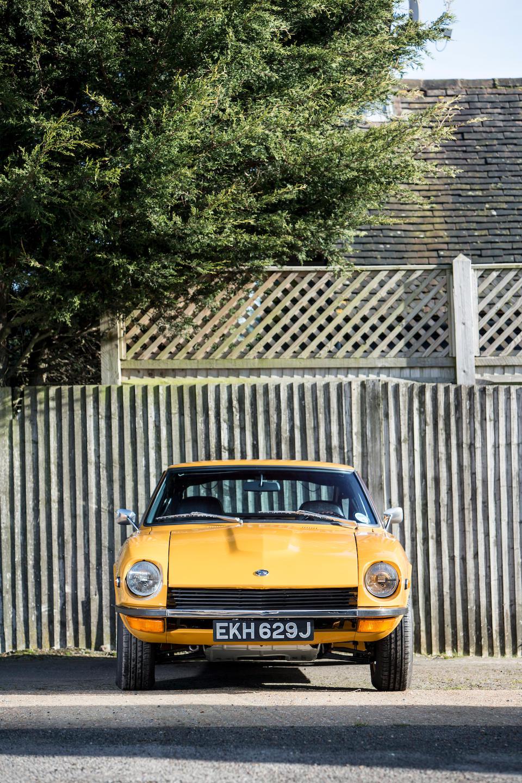 1971 Datsun 240Z Coupé  Chassis no. HLS30 42664 Engine no. L24 054828