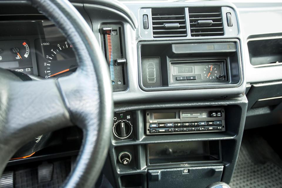 Bonhams : 1991 Ford Sierra Sapphire RS Cosworth 4x4 Sports