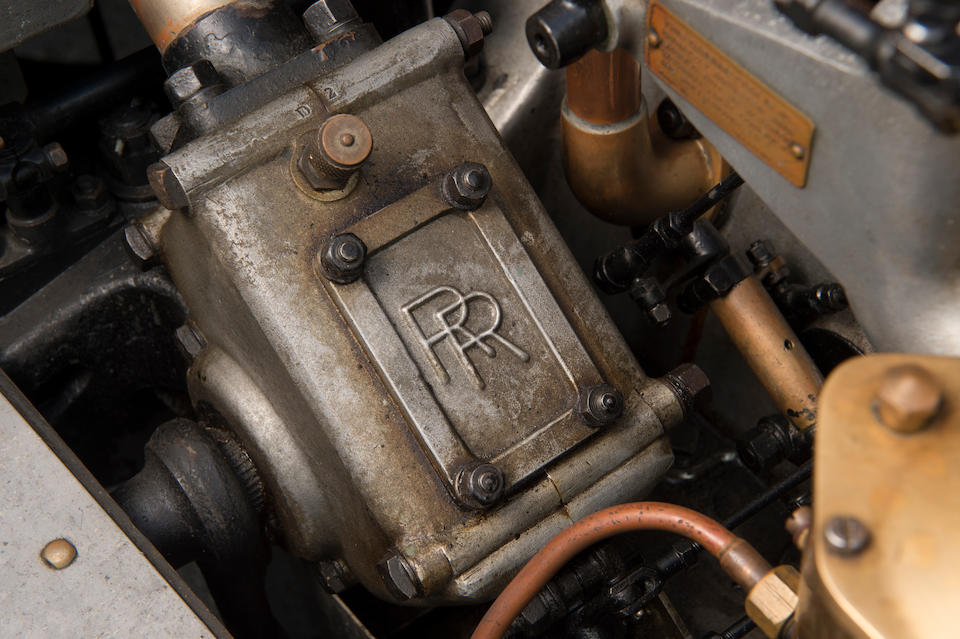 1924 Rolls-Royce 40/50hp Silver Ghost Cabriolet  Chassis no. 135EM Engine no. S98