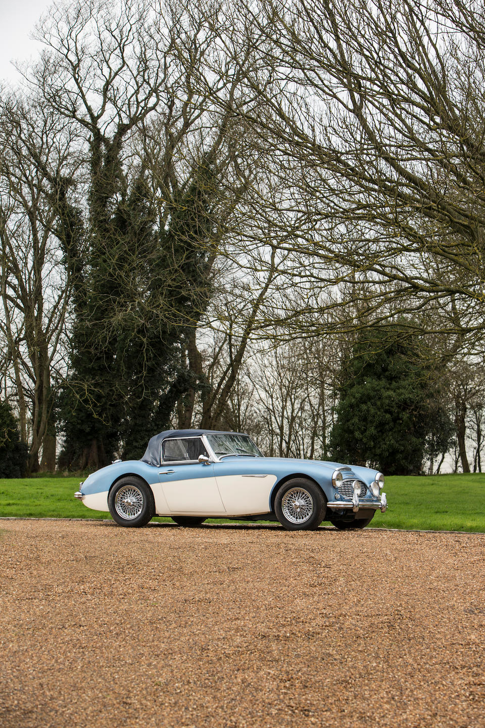 1958 Austin-Healey 100/6 BN6 Roadster  Chassis no. BN6L/3718 Engine no. 26D-RU-H/3718