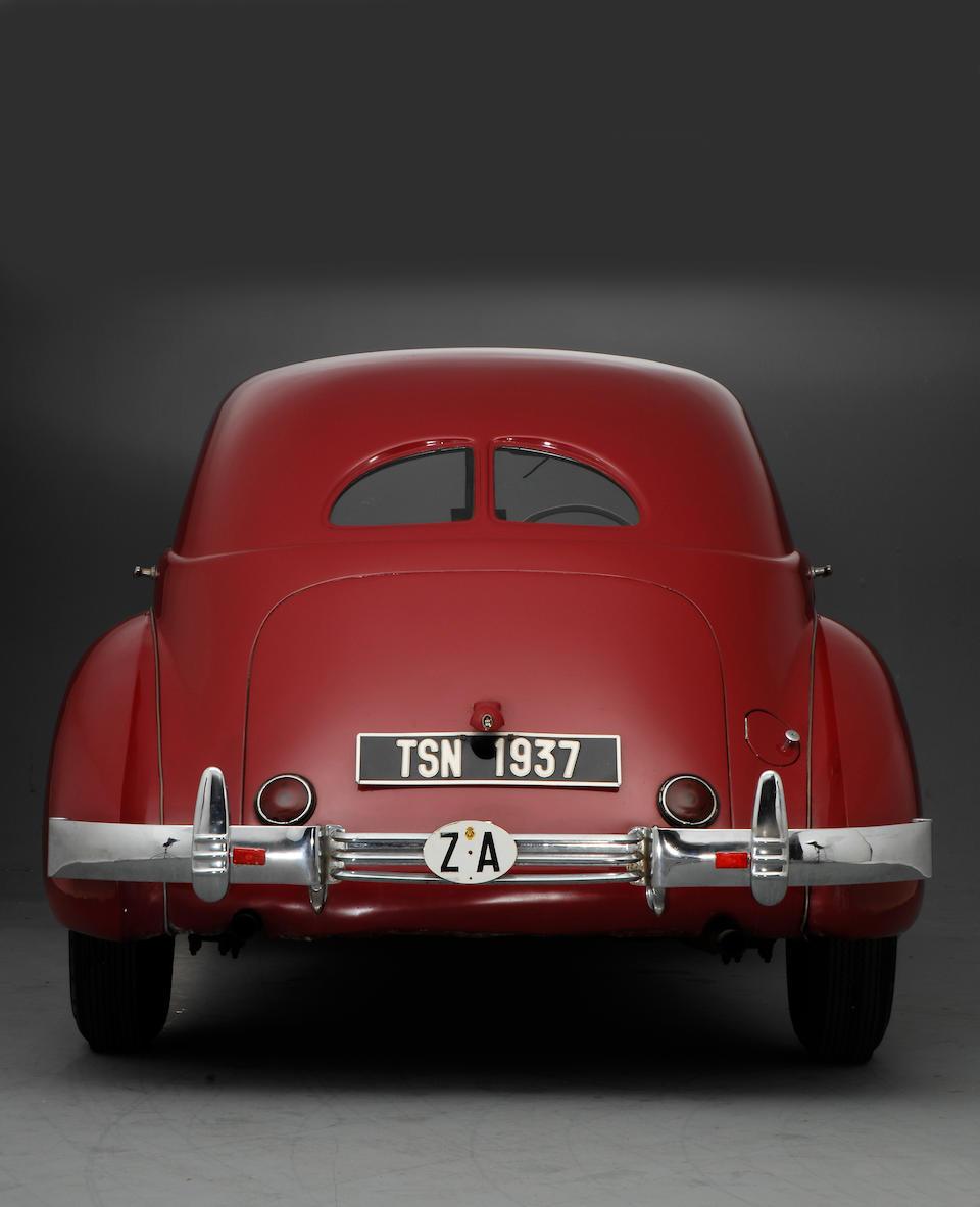 1937 Cord Model 810 Sedan  Chassis no. 1577A Engine no. FB 1035