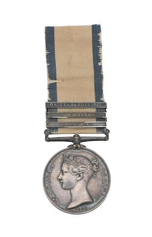 Naval General Service Medal 1793-1840,