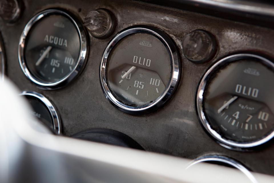 1964 Maserati 3500 GTI Coupé  Chassis no. 101-2808 Engine no. 101-2808