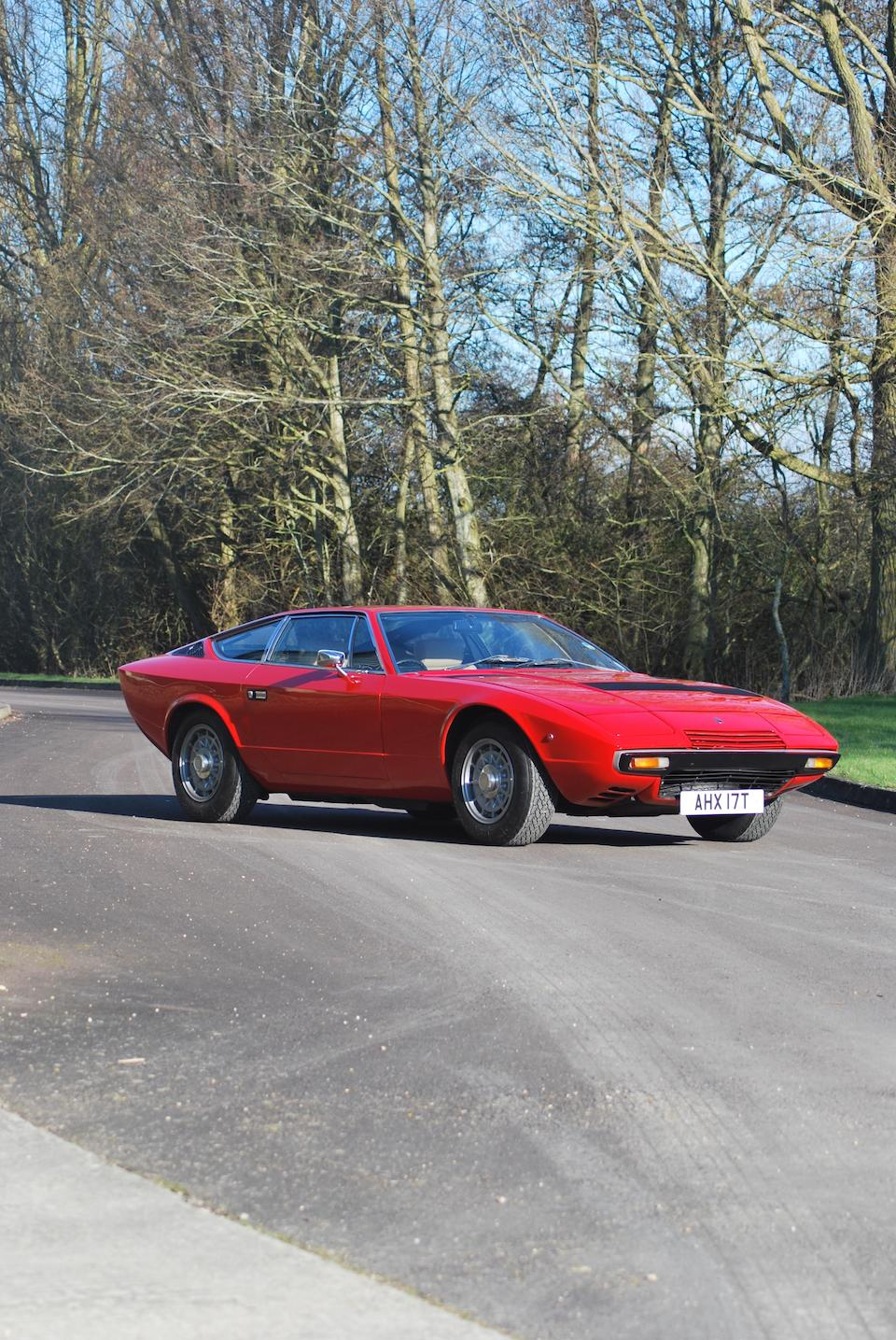 1978 Maserati Khamsin Coupé  Chassis no. AM120 409