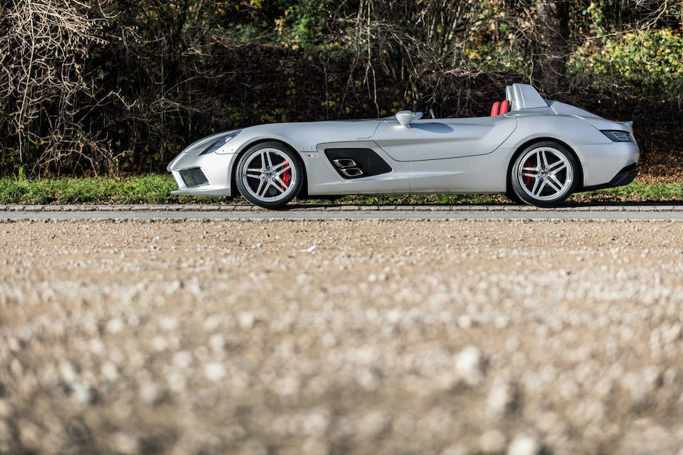 2009 Mercedes-Benz SLR McLaren 'Stirling Moss'   Chassis no. WDD 199 976 M90 003 2 Engine no. 155980