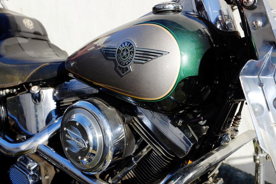 Bonhams : 1996 Harley-Davidson 1,340cc Heritage Softail FLSTN Frame
