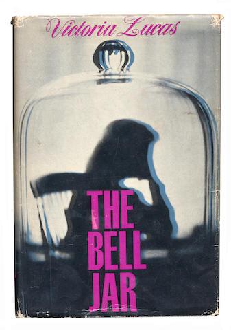 PLATH (SYLVIA) The Bell Jar, FIRST EDITION, Heinemann, [1963]