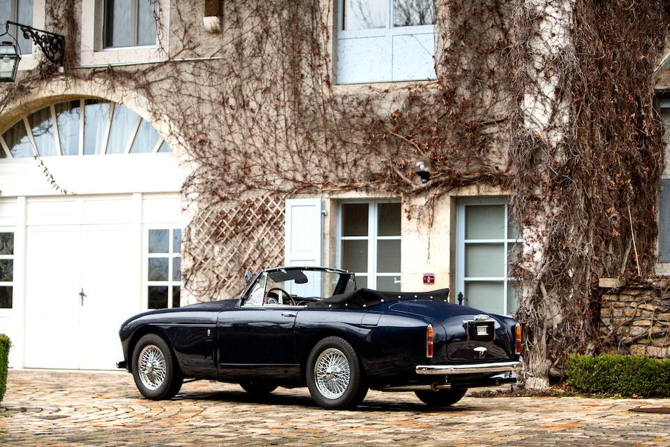 1958 Aston Martin DB Mark III Drophead Coupé  Chassis no. AM300/3/1492
