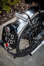 1951 Vincent 998cc Black Shadow Series-C Frame no. RC9068B/D Engine no. F10AB/1B/7168