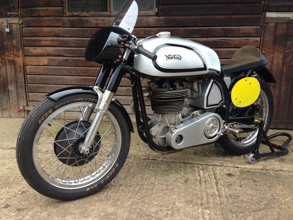c.1950 Norton 500cc International Special Frame no. 38 Engine no. to be advised