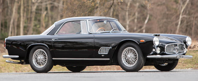 1960 Maserati 3500 GT Coupé  Chassis no. AM101-1132 Engine no. AM101-1132