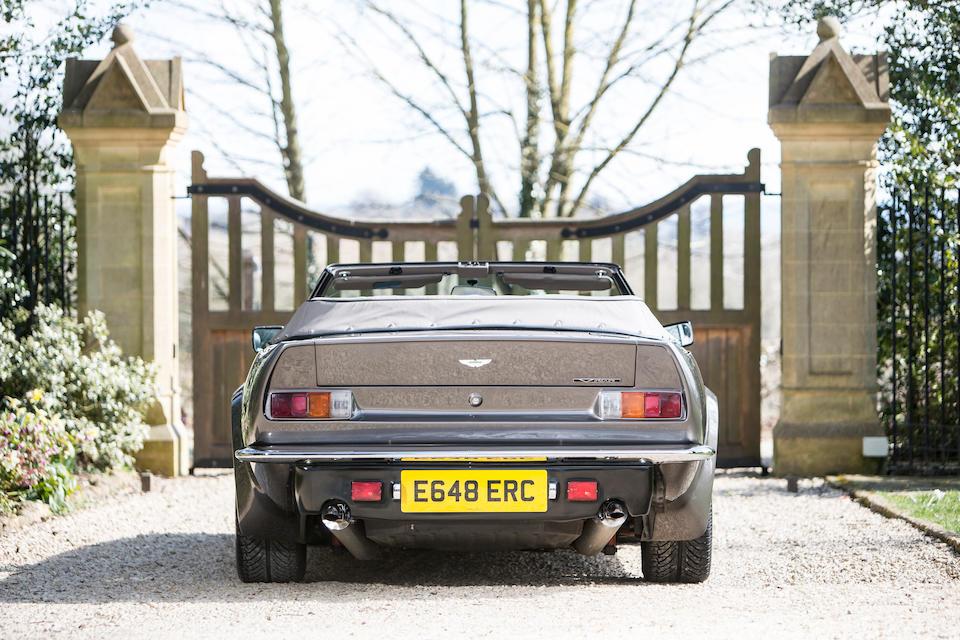 1987 Aston Martin V8 Vantage Volante 'X-Pack'  Chassis no. SCFCV81V2HTR15595