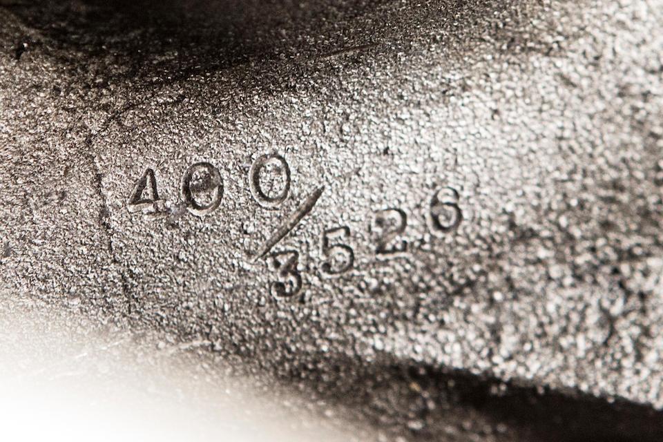 1968 Aston Martin DB6 Sports Saloon  Chassis no. DB6/3471/R