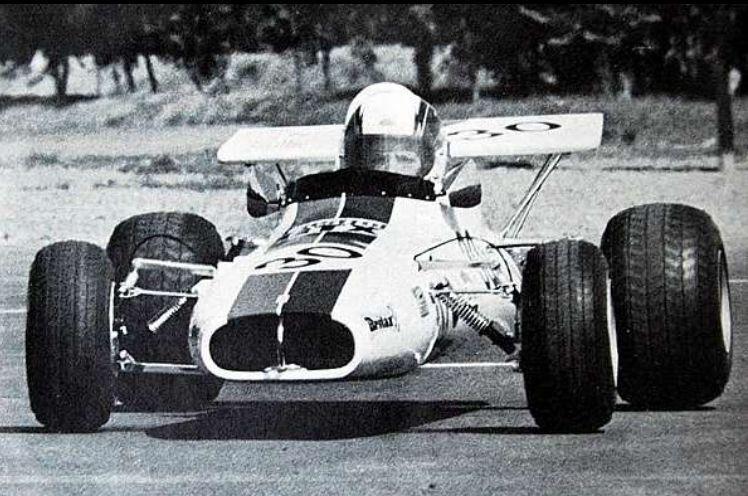 c.1971 Jomoro Child's Racing Car Chassis no. 16/60