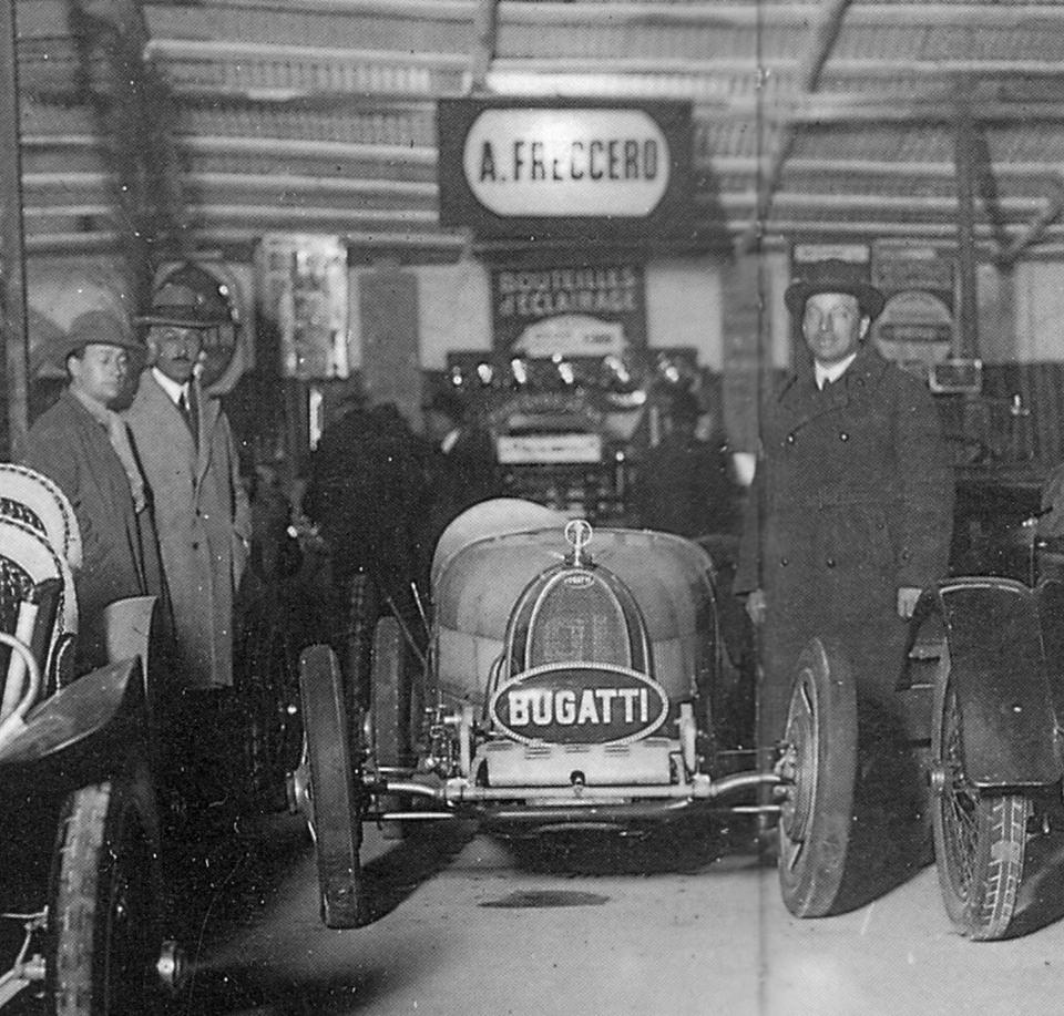 Current Bugatti connoisseur ownership since 1964,  The ex-Glen Kidston, George Duller, Vivian Selby, Lyndon Duckett, Ex-Miramas Autodrome, ex-Brooklands Motor Course, ex-Shelsley Walsh, ex-Southport Sands, ex-Rob Roy Hill-climb, etc,1925 Bugatti Type 35 Grand Prix Two-Seater  Chassis no. 4450 Engine no. 75C