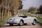 1958 Jaguar XK150 S 3.4-Litre OTS Roadster  Chassis no. S830725DN Engine no. VS 1158-9