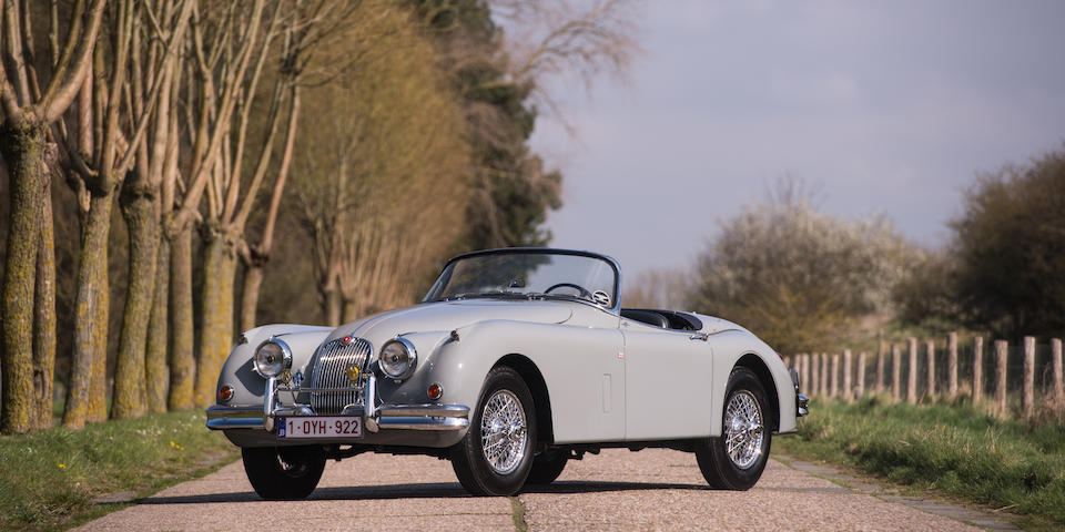 1958 Jaguar XK150 S 3.4-Litre OTS Roadster  Chassis no. S830725DN Engine no. VS 1158-9