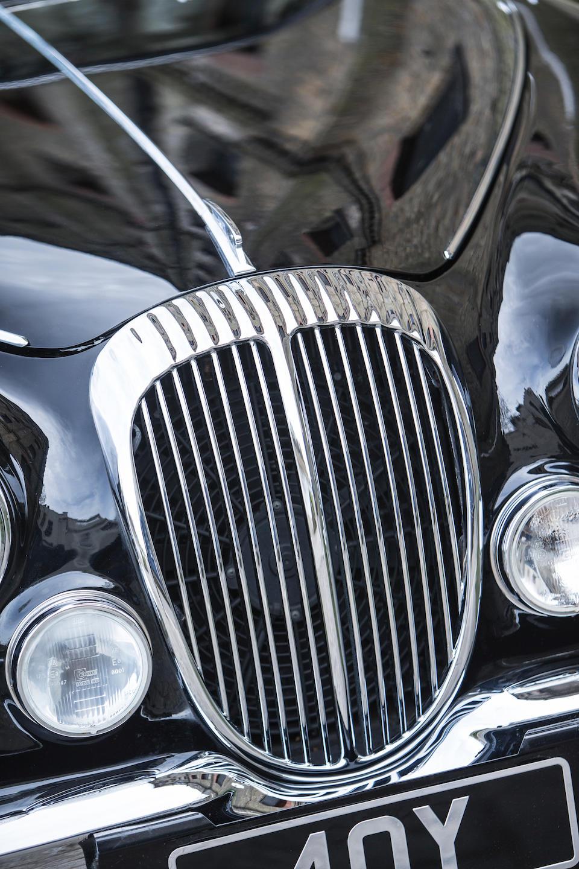 1964 Daimler 2½-Litre V8 Vicarage Convertible  Chassis no. 1A7045BW Engine no. 7A11469