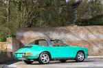 1972 Porsche  911S 2.4-Litre 'Oelklappe' Targa   Chassis no. 9112310826 Engine no. 6322102