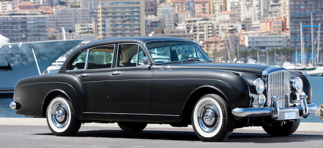 1959 Bentley  S2 Continental Flying Spur Sports Saloon  Chassis no. BC12LAR Engine no. A12BC