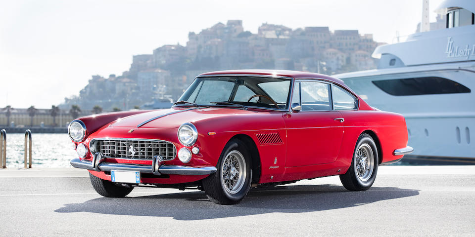 1963  Ferrari  330 America Berlinetta  Chassis no. 5069 Engine no. 5069