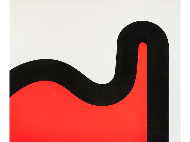John Coburn (1925-2006) Section, 1968