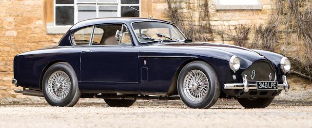 Bonhams 1959 Aston Martin Db Mark Iii Fixed Head Coupé Chassis No Am300 3 1848