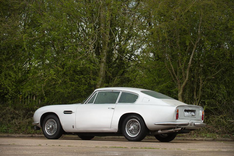 1966 Aston Martin DB6 Sports Saloon  Chassis no. DB6/2739/R