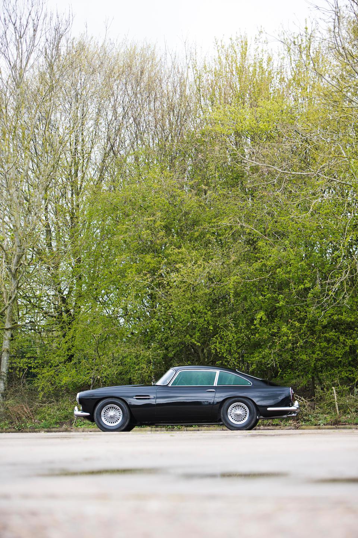 1961 Aston Martin DB4 'Series 2' Sports Saloon  Chassis no. DB4/566/L