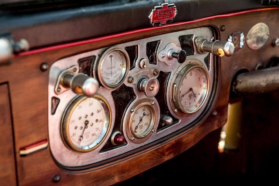 1929 H.E 16/60hp Six Sports Tourer  Chassis no. HE C6035 Engine no. HE 6035