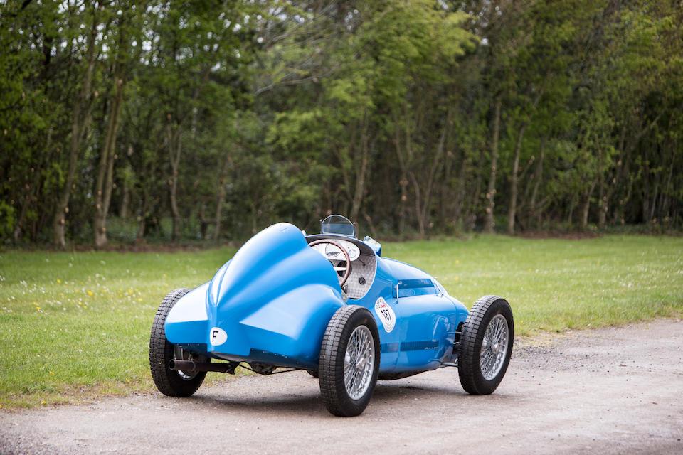 1946 Bugatti Type 73C Grand Prix Monoposto  Chassis no. 73C 004 Engine no. 4