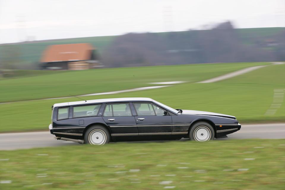 1986 Aston Martin Lagonda 'Series 3' Shooting Brake  Chassis no. 13511