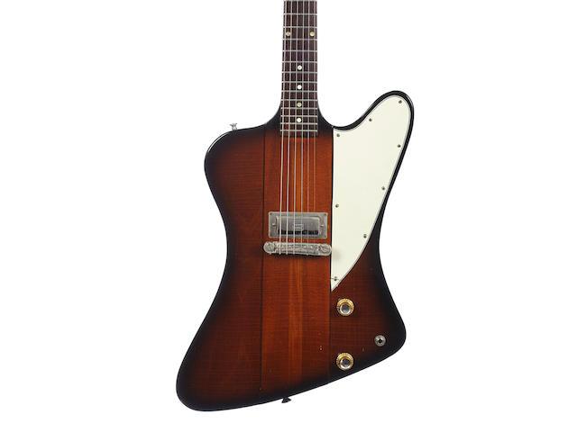 Gary Moore: A Gibson Firebird 1 guitar, 1964,
