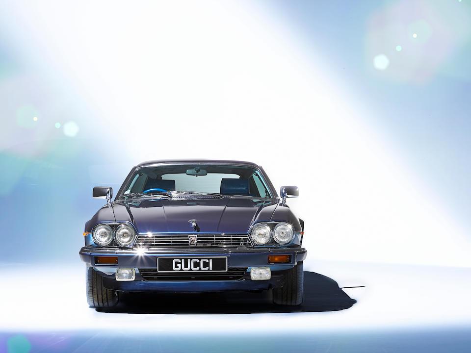 1987 Jaguar XJ-S V12 HE Lynx Eventer by Paolo Gucci  Chassis no. SAJJNAEW3BA141792