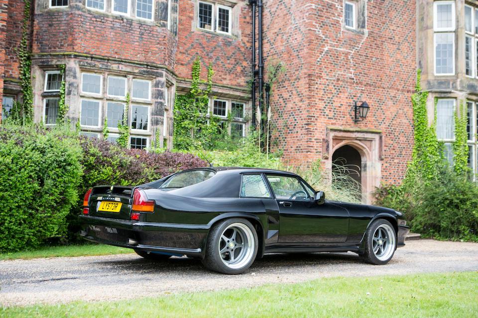 1985/88 Lister Jaguar 7.0-Litre Le Mans MkIII Coupé  Chassis no. SAJJNAEW3BC119369 Engine no. LP037/70L