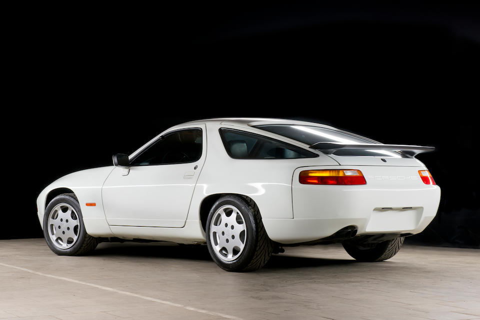 Ex-Derek Bell,1987 Porsche 928 'Prototype' Club Sport Coupé  Chassis no. WP0ZZZ92ZHS842014 Engine no. 81H01312