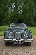 1960 Jaguar XK150 SE 3.4-Litre Drophead Coupé  Chassis no. S827581DN