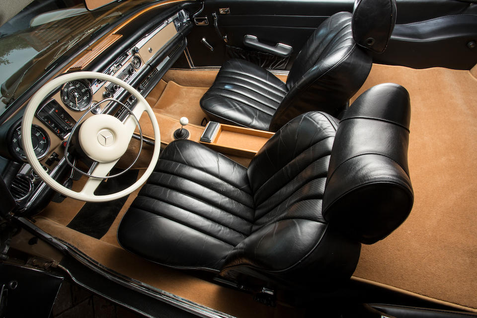1968 Mercedes-Benz 280 SL California Coupé  Chassis no. 11304410004019 Engine no. to be advised