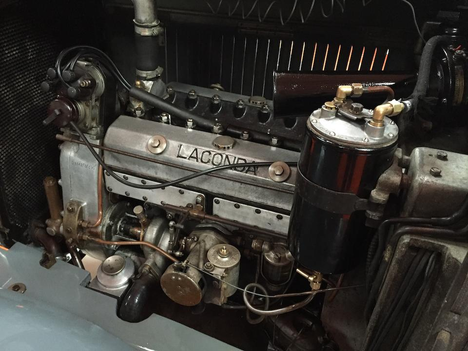1928 Lagonda 2-Litre High Chassis Speed Model Tourer  Chassis no. 8942 Engine no. OH687