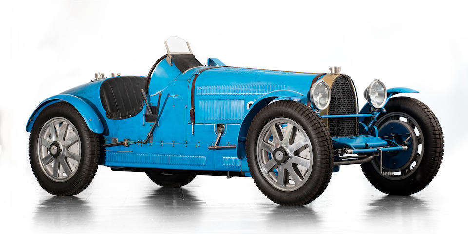 1931 Bugatti Type 51 Re-creation by Pur Sang  Chassis no. 539BO