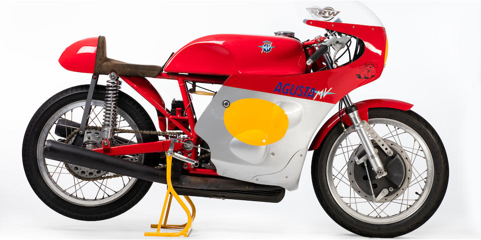 MV Agusta 500cc Grand Prix Racing Motorcycle Re-creation by Kay Engineering Frame no. none visible Engine no. none visible