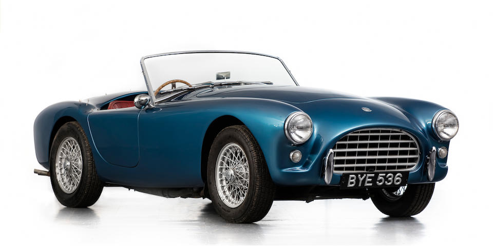 1959 AC Ace-Bristol Roadster  Chassis no. BE 1059 Engine no. 10002-948