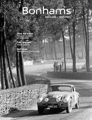 Bonhams Motoring MagazineSummer Edition