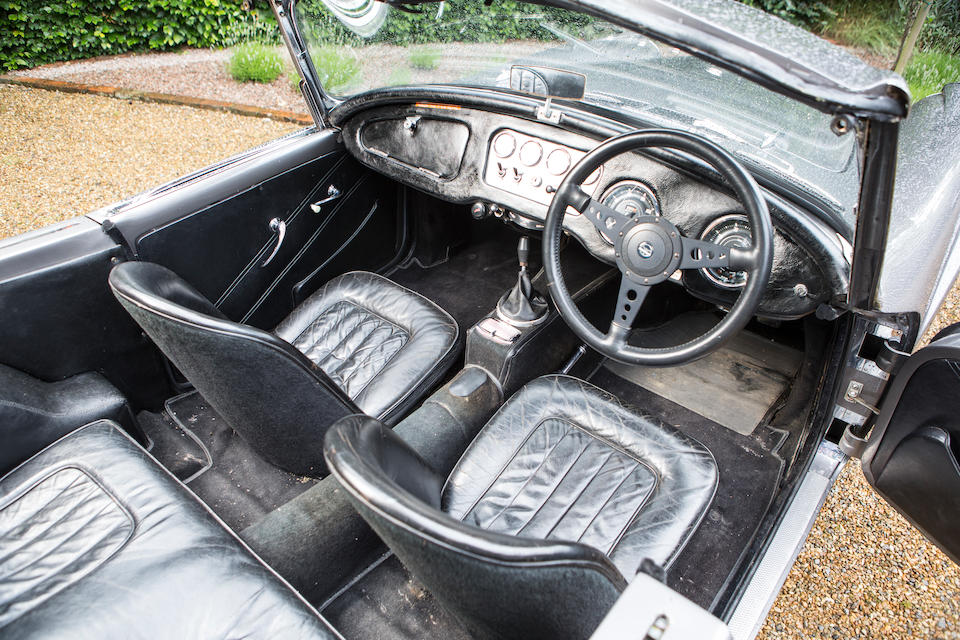 1960 Daimler SP250 AHC Retractable Hardtop Coupé  Chassis no. 101354