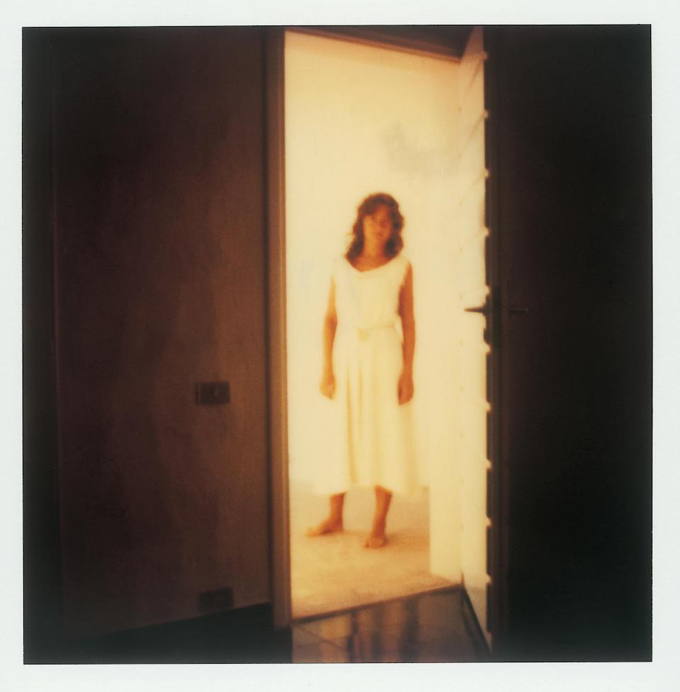 Andrey Tarkovsky (Russian, 1932-1986) A group of 9 Polaroid photographs