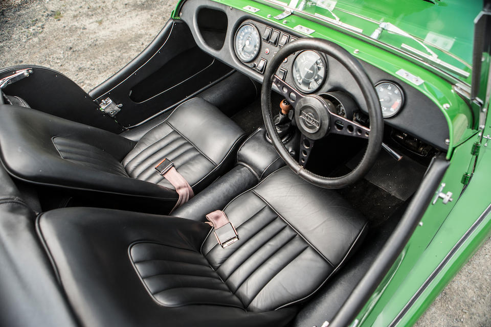 1970 Morgan Plus 8 Sports Roadster  Chassis no. R7285