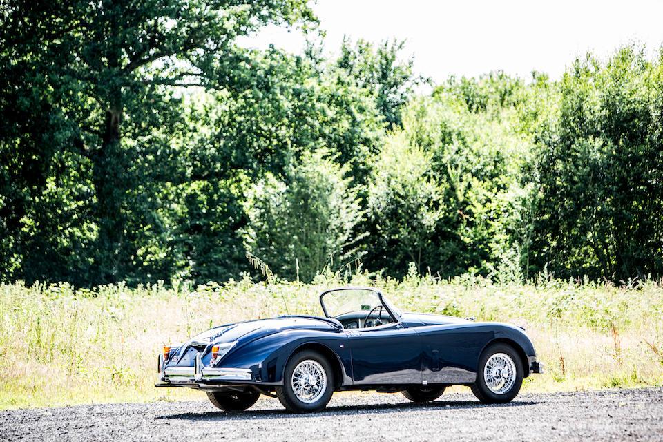 1960 Jaguar XK150 'S' 3.8-Litre Roadster  Chassis no. T820082DN